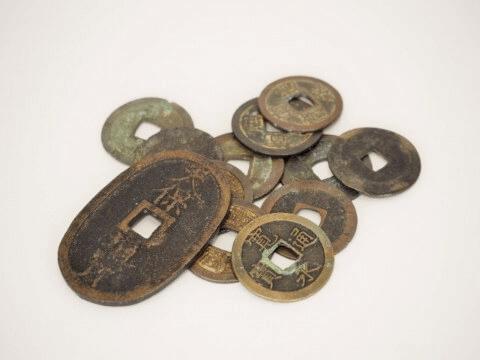 久米島町の古銭買取