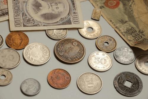 白川町で【古銭買取】古銭・記念硬貨・昔のお金が売れる!安心おすすめ専門店情報