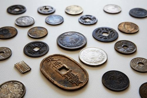 南知多町で【古銭買取】古銭・記念硬貨・昔のお金が売れる!安心おすすめ専門店情報