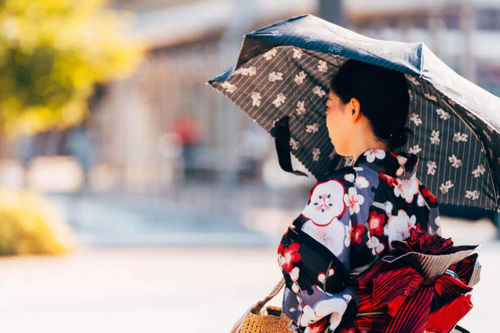 西粟倉村の着物買取