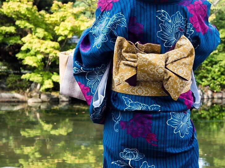 平田村の着物買取