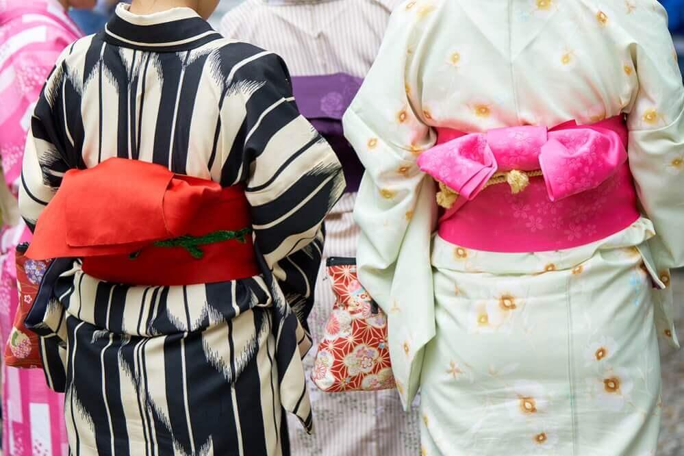 早川町の着物買取