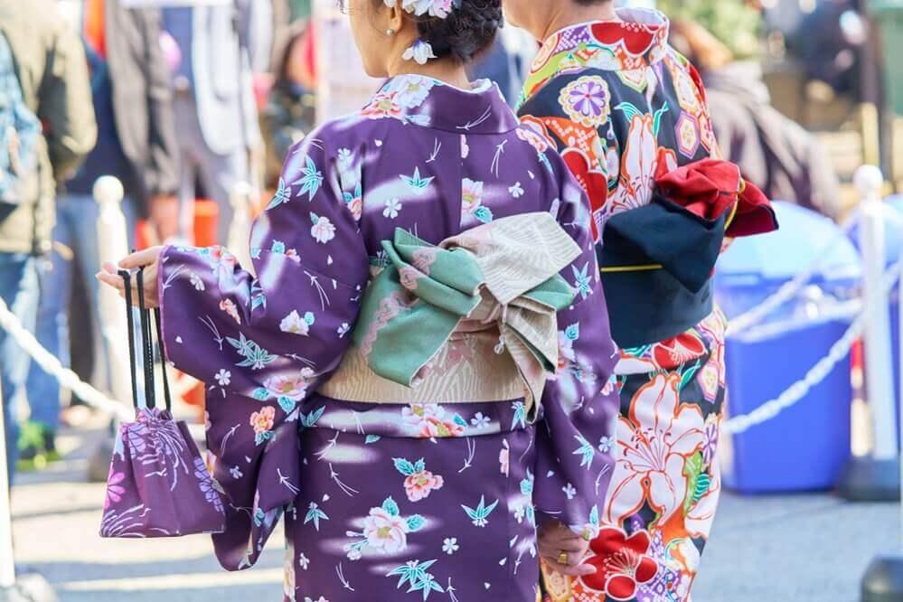 北川村の着物買取