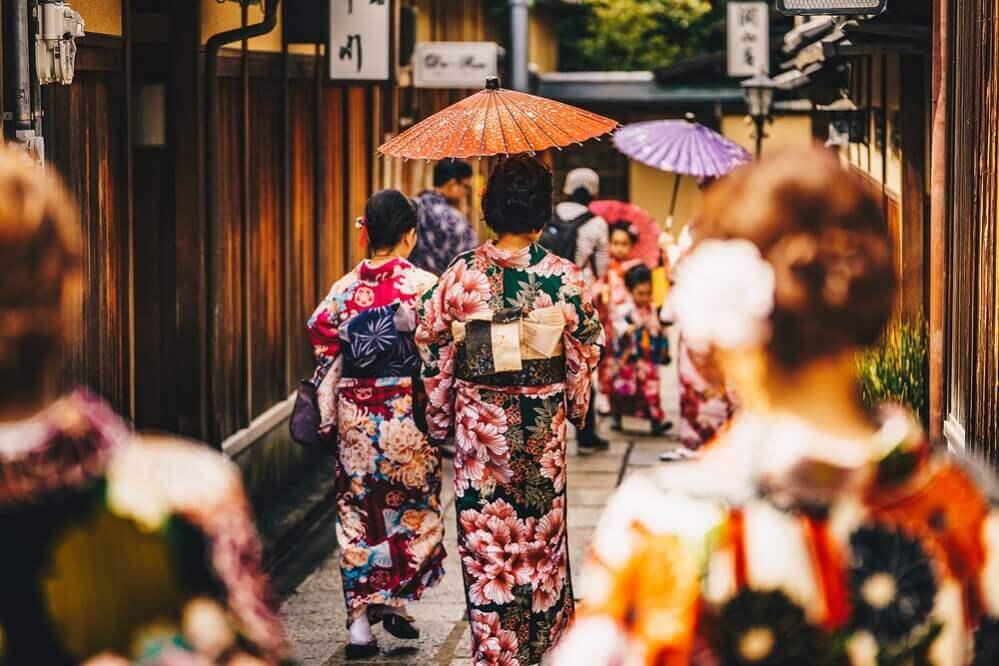 上野村の着物買取