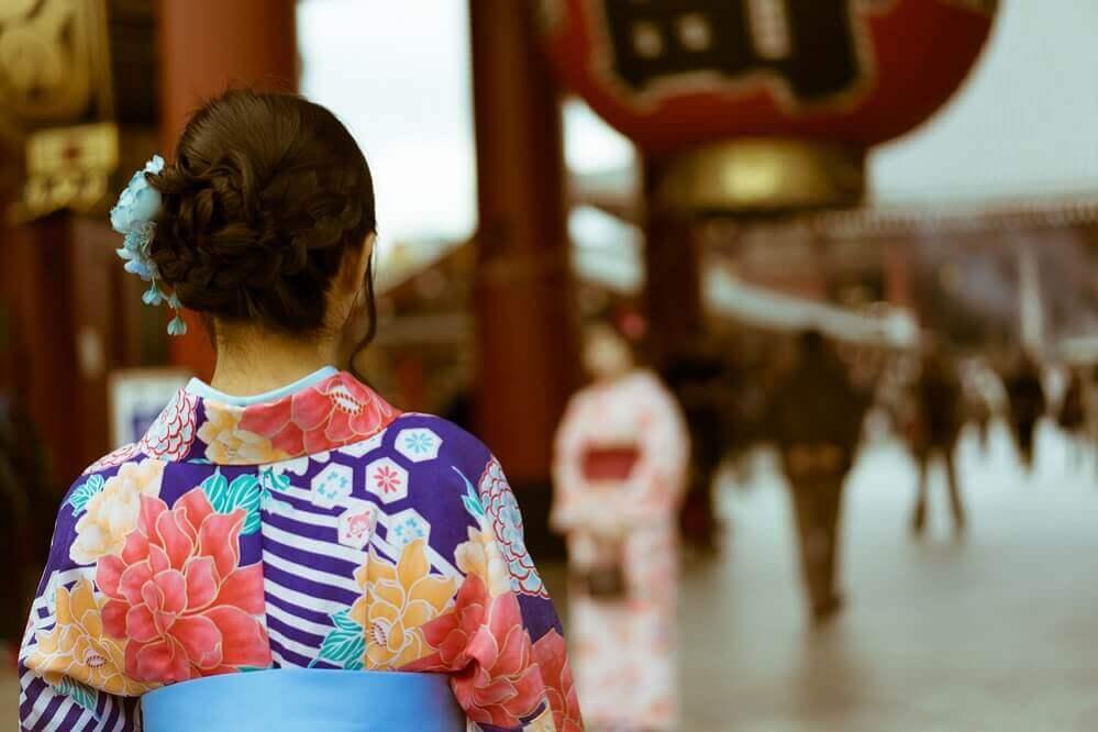 日野町の着物買取