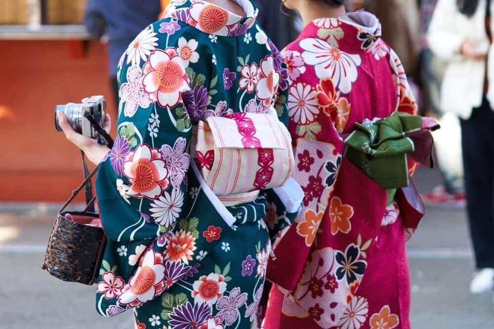 天龍村の着物買取