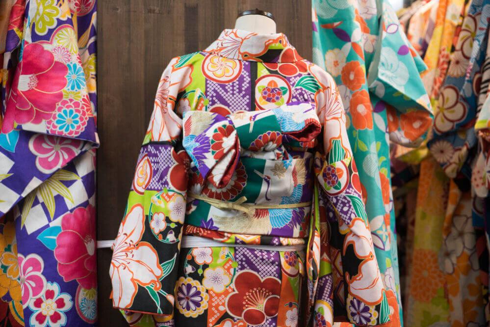 野沢温泉村の着物買取