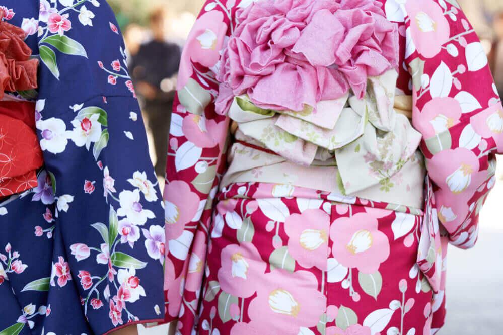 山口県の着物買取