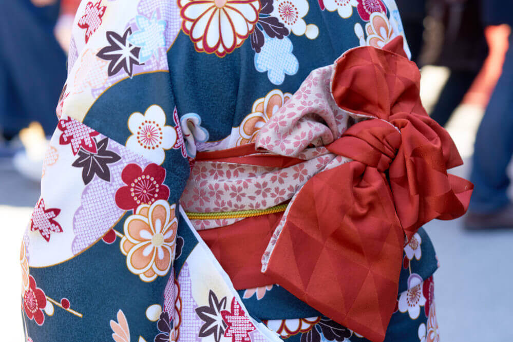 桑名市の着物買取