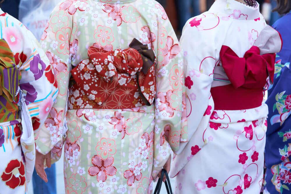 関川村の着物買取