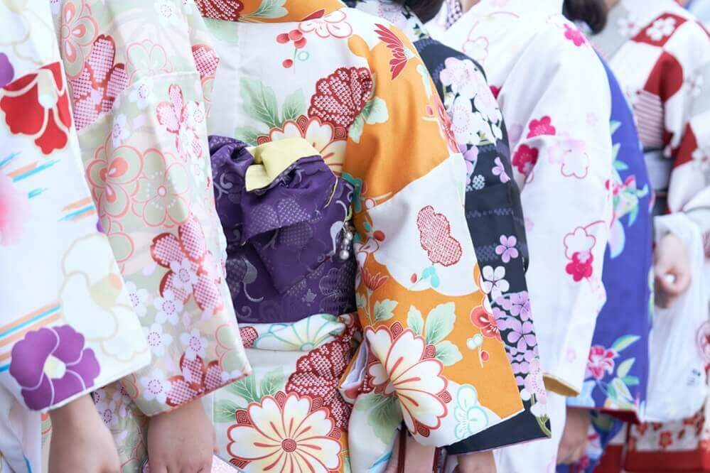 神戸市北区の着物買取