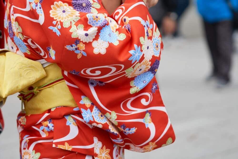 松川町の着物買取