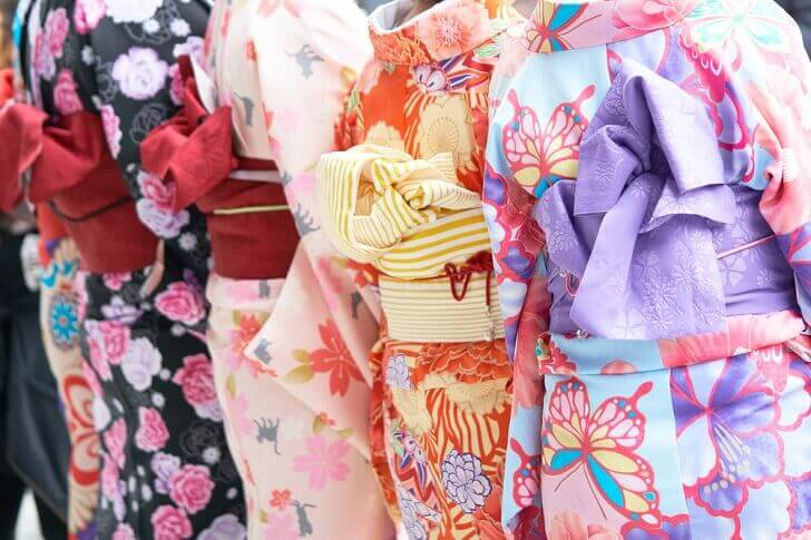 開成町の着物買取