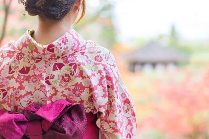 福駅の着物買取