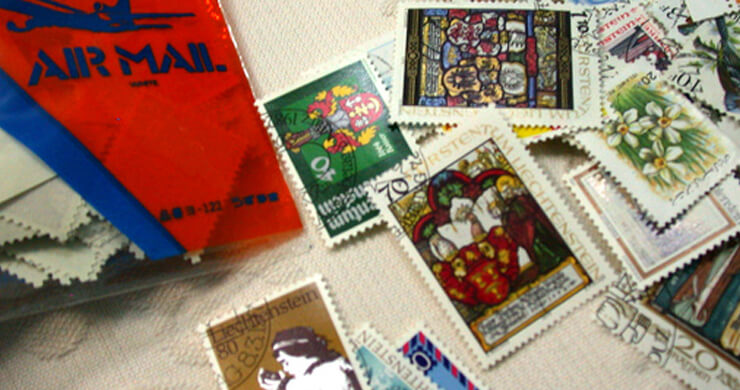 江府町で切手を売って損をした気分になったことありませんか?